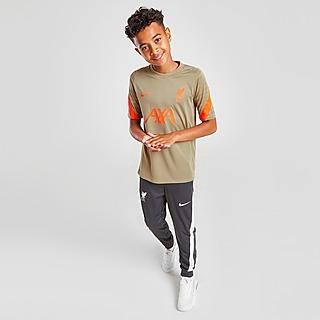 Nike Liverpool FC Strike T-Shirt Junior
