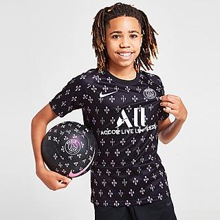 Nike Paris Saint Germain Pre Match Shirt Junior