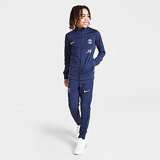 Nike Paris Saint Germain Academy Tracksuit Junior