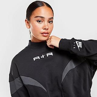 Nike Air Mock Crew Sweatshirt
