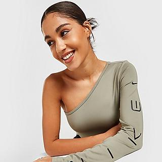 Nike Long Sleeve Asymmetrical Top