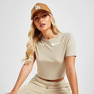 Nike Sportswear Swoosh Crop T-Shirt