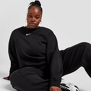 Nike Trend Fleece Plus Size Boyfriend Sweatshirt