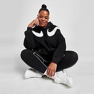 Nike Swoosh Plus Size Overhead Hoodie