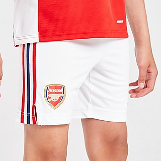 adidas Arsenal FC 2021/22 Home Shorts Junior