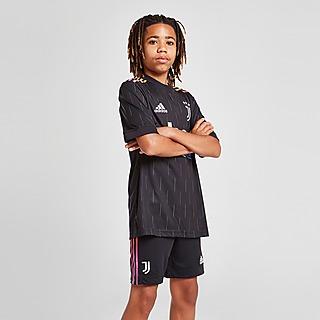 adidas Juventus FC 2021/22 Away Shorts Junior