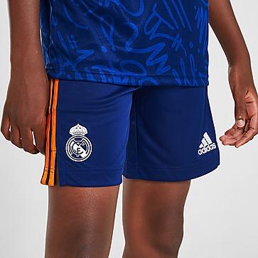 adidas Real Madrid 2021/22 Away Shorts Junior
