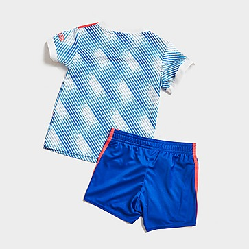 adidas Manchester United FC 2021/22 Away Kit Infant