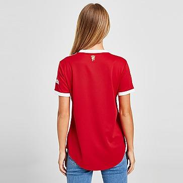 adidas Manchester United FC 21/22 Home Shirt Women's