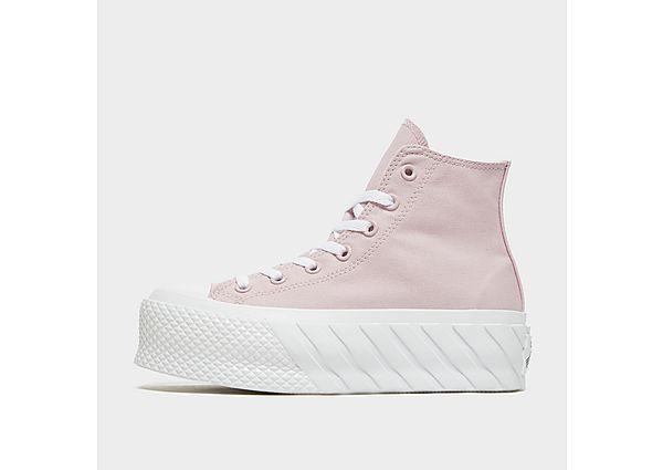 Converse All Star Lift X2 Hi Women's - Pink