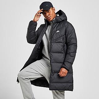 Nike Down Long Parka Jacket