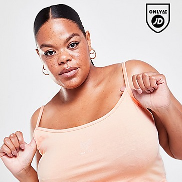 Pink Soda Sport Essential Strappy Plus Size Tank Top