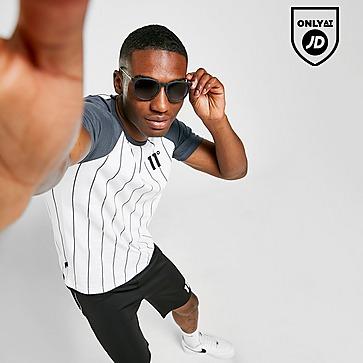 11 Degrees Raglan Stripe T-Shirt