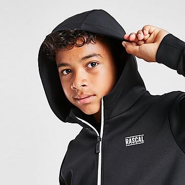 Rascal Essential Poly Full Zip Hoodie Junior