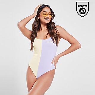 Ellesse Colour Block Swimsuit