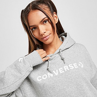 Converse Oversized Embroidered Logo Hoodie