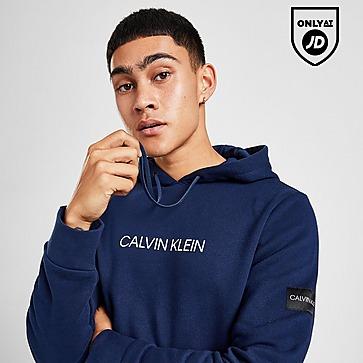Calvin Klein Arm Patch Overhead Hoodie