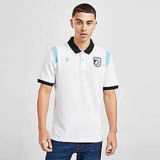 Macron Cardiff Blues 2021/22 Travel Polo Shirt