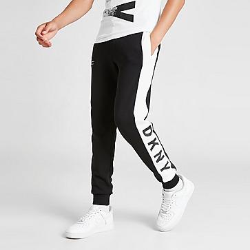 DKNY Fleece Tape Joggers Junior