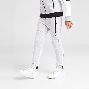 BOSS Colour Block Fleece Joggers Junior