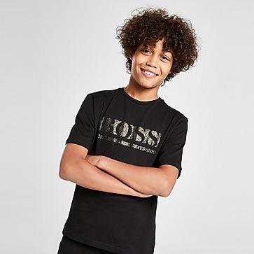 BOSS Essence Logo T-Shirt Junior