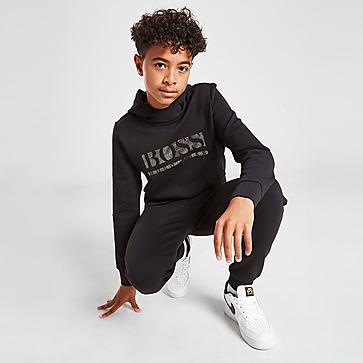 BOSS Essential Logo Hoodie Junior