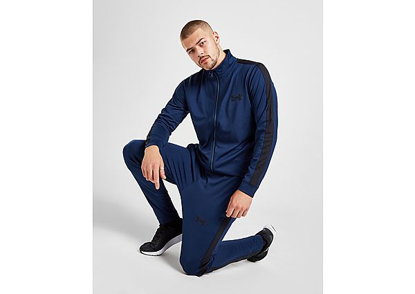 Under Armour Poly Tracksuit - Academy - Mens