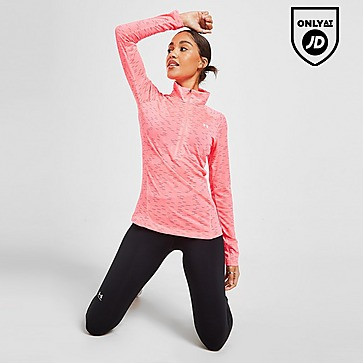 Under Armour Space Dye Dash 1/4 Zip Track Top