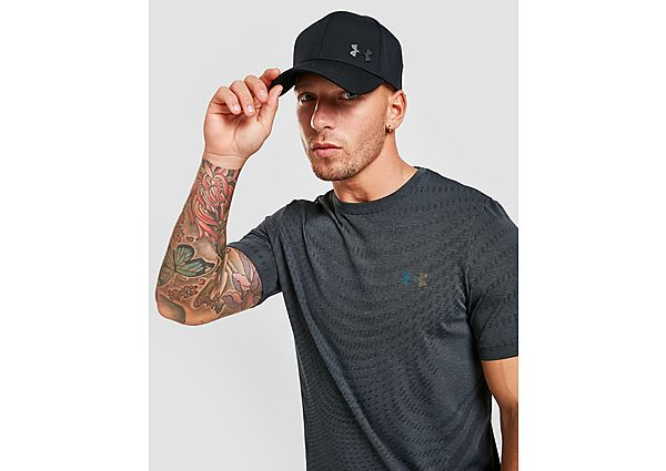 Under Armour Rush Illusion T-Shirt - Black - Mens