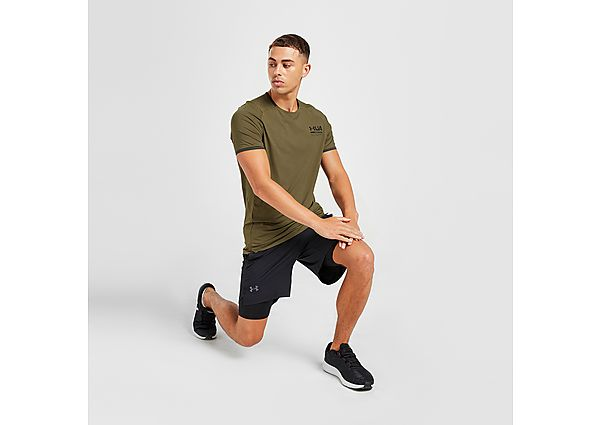 Under Armour Iso-Chill T-Shirt - Green