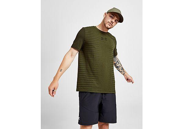 Under Armour Vanish Wordmark T-Shirt - Green