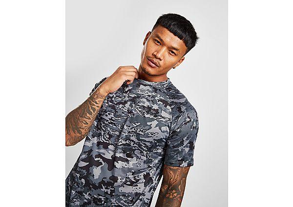 Under Armour Tech Camo T-Shirt - Grey