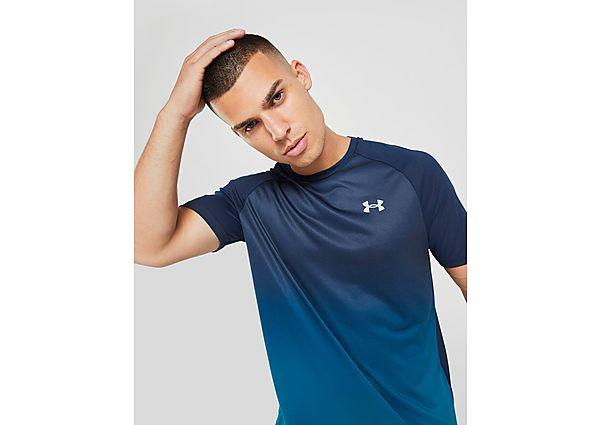 Under Armour Tech Fade T-Shirt - Blue - Mens