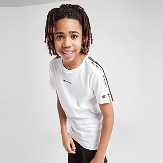 Champion Tape T-Shirt Junior