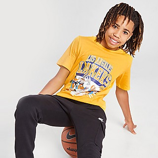 Official Team Los Angeles Lakers Space Jam T-Shirt Junior