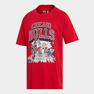 Official Team Space Jam x Chicago Bulls T-Shirt Junior