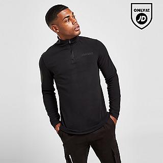 McKenzie Essential 1/4 Zip Fleece Top