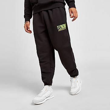 Puma Santa Cruz Logo Fleece Joggers