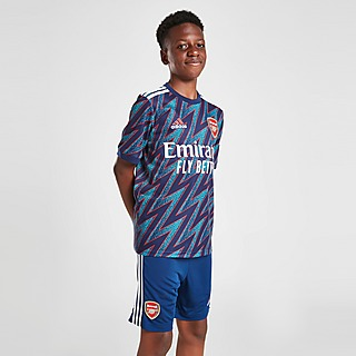 adidas Arsenal FC 2021/22 Third Shorts Junior