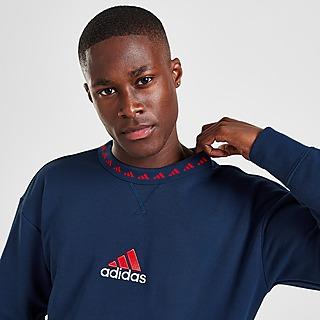 adidas Arsenal FC Icon Crew Sweatshirt