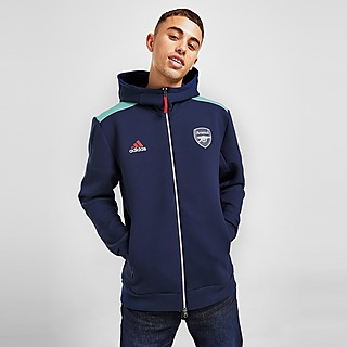 adidas Arsenal FC ZNE Full Zip Hoodie