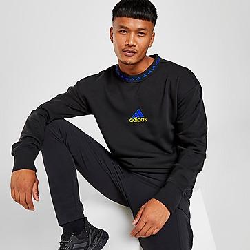 adidas Manchester United FC Icon Crew Sweatshirt