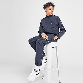 Lacoste Woven Tape Tracksuit Junior