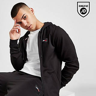 Tommy Hilfiger Double Knit Full Zip Hoodie