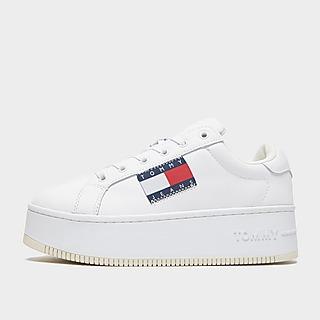 Tommy Jeans Flatform Flag Sneaker Women's