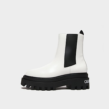 Calvin Klein Jeans Platform Chelsea Boots Women's