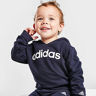 adidas Core Essential Overhead Tracksuit Infant