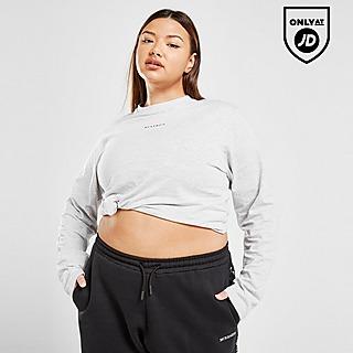 McKenzie Essential Plus Size Long Sleeve T-Shirt