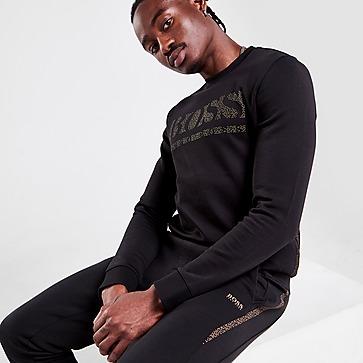 BOSS Salbo Pixel Crew Sweatshirt