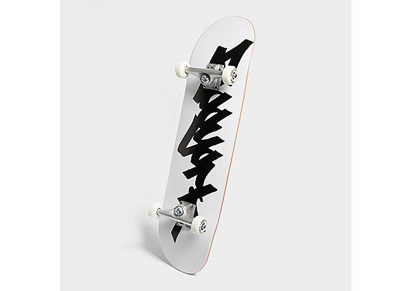"""Zoo York Tag Skateboard 8"""" - White"""